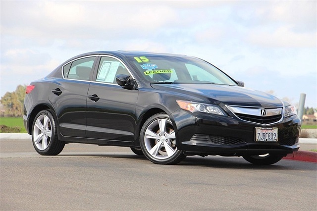used 2015 acura ilx in crystal black pearl dublin honda. Black Bedroom Furniture Sets. Home Design Ideas