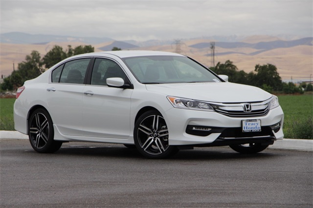 New 2017 Honda Accord Sedan Sport Automatic