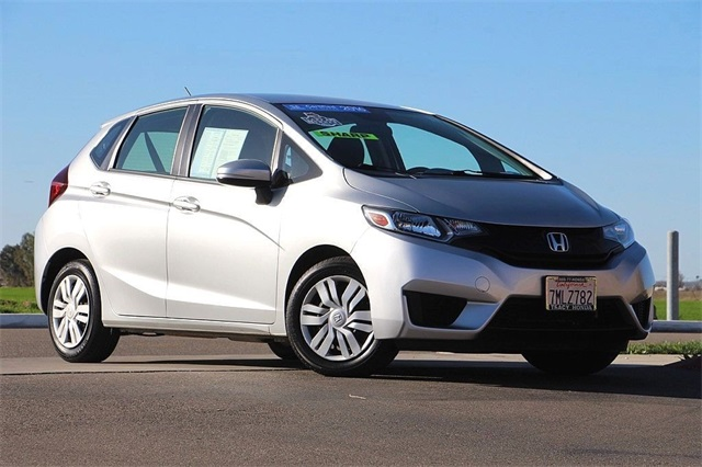 2016 Honda Fit Lx Automatic
